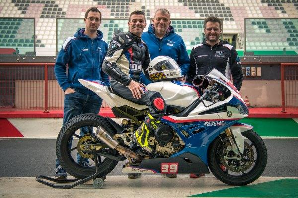 Emiliano Malagoli e BMW Motorrad Italia
