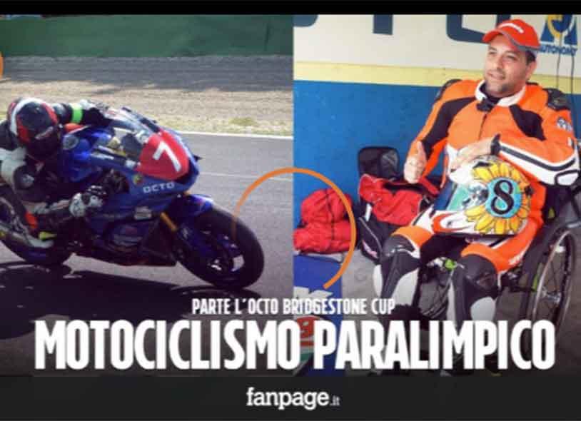 Fanpage motociclismo paralimpico DiDi