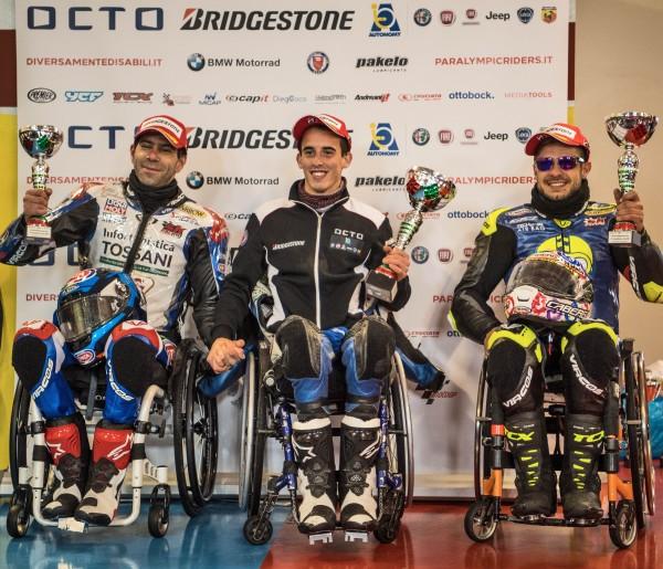 Podio 600 Octo Bridgestone Cup 2019 - Tazio Nuvolari