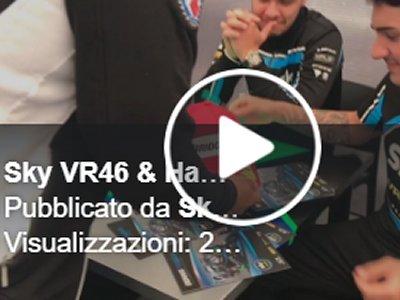 SKY VR46 - MOTOCICLISMO PARALIMPICO