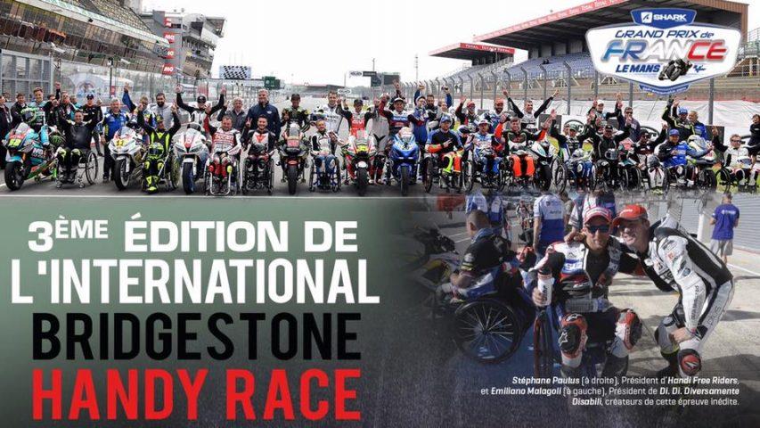 lemans international bridgestone handy race
