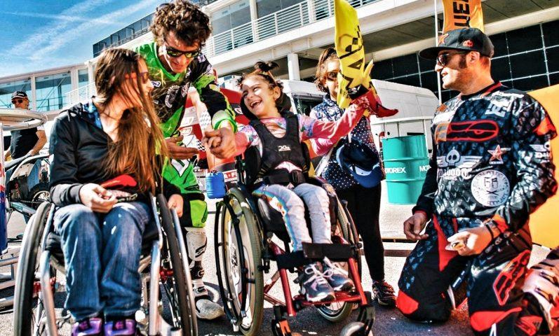 mototerapia diversamente disabili