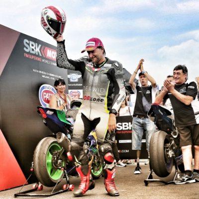 Peter Rohr campione di motociclismo paralimpico