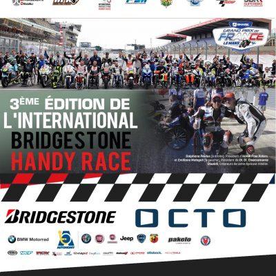 international bridgestone handy race 2020