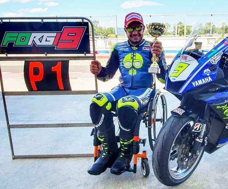 Miscel Forgione (Yamaha SK Racing)